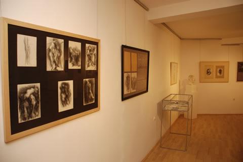 Detalj s izložbe u Somboru