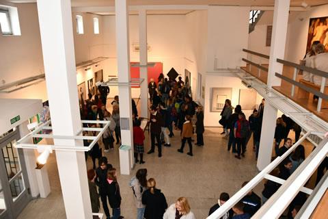 Detalj s otvaranja izložbe