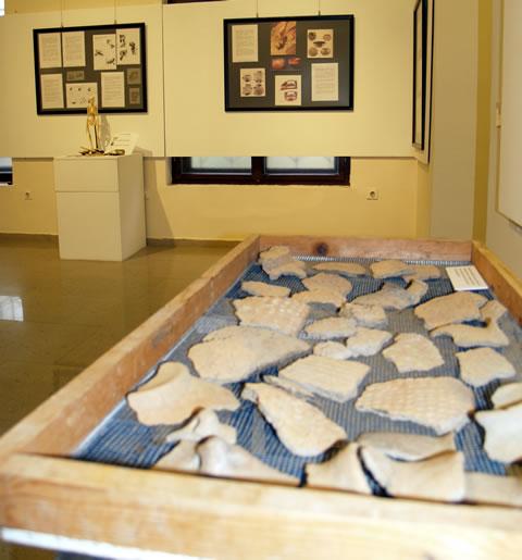 Vizura izložbe (keramika)